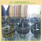 Le fil d'acier a tressé le boyau hydraulique couvert par caoutchouc renforcé (SAE100 R2-5/8)