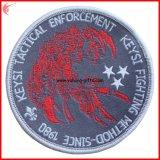 Distintivo tessuto 2016 dell'esercito del bordo di Overlock nuovo per gli indumenti (YH-WB128)