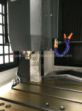 GS-E670 정밀도 소형 금속 CNC 축융기
