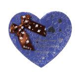 Коробка шоколада изготовленный на заказ бумажного сердца форменный