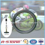 Chambre à air 2.75-17 de moto de promotion de GV et d'ISO9001-2008 Certrificated