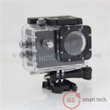 Full HD 1080 1.5inch LCD Action Câmeras digitais Camcorders Sport Cam Waterproof 30m WiFi Sport DV