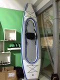 Kayak gonflable de PVC