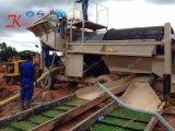 Equipamento de mineração aluvial do ouro de China