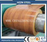 Textura de mármore rolo de aço Prepainted