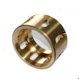 CNCの機械化を用いるOEMのカスタム青銅/真鍮のブッシュ