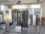 Máquina industrial del pasteurizador de la leche de la placa del uso del control del PLC de Siemens