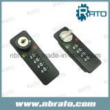 Quattro serrature di combinazione meccaniche di plastica di numero
