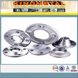 カーボンか合金またはステンレス鋼はフランジを重ね継ぎする