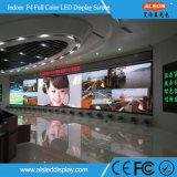 Innenfarbenreicher Bildschirm LED-P4 für Adverising