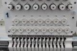 Holiauma computarizou barato a máquina principal do bordado 4 com alta velocidade usando-se para o bordado do couro do saco das sapatas do tampão da camisa de T