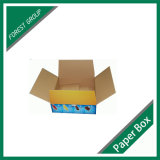Empaquetado de papel del rectángulo de la galleta de la galleta del cartón de la cartulina