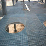 Reja de acero irregular galvanizada sumergida caliente