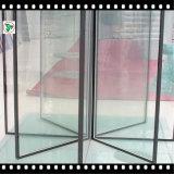 безопасность 3-19mm Toughened изолированное/полое стекло для здания