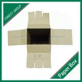 Рециркулированное выполненное на заказ сильное бумажное печатание коробки вина