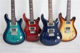 Guitare de P.R. d'érable figure par lustre courant d'Aiersi avec le certificat de BV/SGS