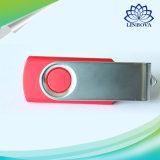 Metallschwenker USB-Laufwerk-Feder-Laufwerk 128GB 64GB 32GB 16GB 8GB 4GB Pendrive USB-Speicher-Stock-Blitz-Laufwerk
