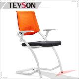 Moderner Ineinander greifen-Stuhl für Sitzung, Konferenz, Empfang oder Ausbildungskurs