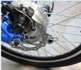 20 pulgadas plegables el plegamiento eléctrico de la bici de la bici E
