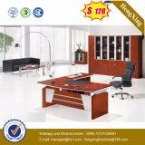 Donkere Bruine Heet verkoopt Houten Directeur Executive Office Table (hx-SD006)