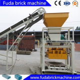 Pequeno - a máquina de fatura de tijolo feita sob medida do Paver da cor vende por atacado em linha
