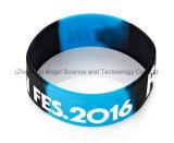 Дешево подгонянный широкий Wristband как подарок Sw05 сувенира