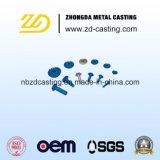 Pièces mécaniques de Customed par le bâti en acier