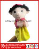 Jouet chaud de cadeau de bébé de vente pour le jouet de marionnette de main d'ours de peluche