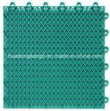 Azulejos de suelo plásticos del baloncesto movible portable modular del polipropileno de la Virgen