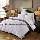Duvet bianco/grigio/grigio di alta qualità dell'oca/anatra giù per l'hotel/ospedale domestici