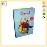 Livro de crianças Softcover da alta qualidade (OEM-GL-007)