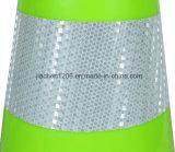 Jiachen vorteilhaftes Preis-bessere Qualität 700mm Kurbelgehäuse-Belüftung mit UVhemmnis-grünem Verkehrs-Kegel