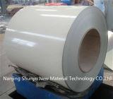 Vorgestrichener Gi-Stahlring/PPGI/PPGL Farbe beschichtetes galvanisiertes Aluminiumstahlblech im Ring