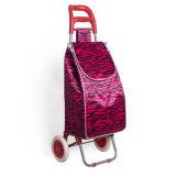 Supermarkt-Einkaufen-Geräten-Laufkatze-Beutel mit wasserdichtem Satian Schaumgummi-Material