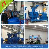 Granulador do rolo do dobro da granulação da consolidação do fertilizante