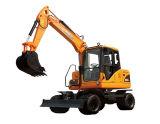 Xn80-L excavadora de ruedas