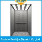 Elevatore lussuoso del passeggero della decorazione di capienza 1600kg senza stanza della macchina