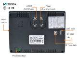 Polegada HMI de Wecon 7 com porta de Ethernet