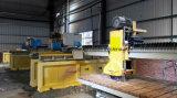Máquina infrarroja PLC-400 de la piedra del corte del puente del CNC