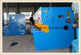 Machine de tonte d'affichage numérique de feuillard de série de QC12y
