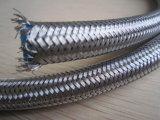 Гибкий металлический рукав провода нержавеющей стали Braided
