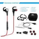 Écouteurs magnétiques de la radio V4.1 d'écouteurs de Bluetooth avec la MIC pour iPhone7 l'iPhone 7 positif