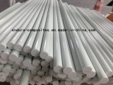Barandillas de los perfiles de la extrusión por estirado/tubos cuadrados/tubo redondo
