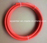 """3/8 """" di tubo flessibile ad alta pressione Braided della resina della fibra di SAE100 R7"""