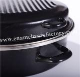Сделано в Roaster BBQ эмали высокого качества Китая