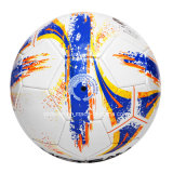 機械縫うサイズ第5 4 TPUのサッカーボールOEM