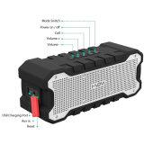 Bluetoothのステレオの低音の健全な小型携帯用無線スピーカー