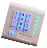 Programa de lectura del control de acceso RFID del telclado numérico de Wiegand 26