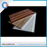 Panneau de plafond stratifié par bois chinois de PVC
