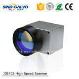 Cabeça de alta velocidade do Galvo de Digitas Jd1403 da alta qualidade aprovada do Ce para a máquina do laser